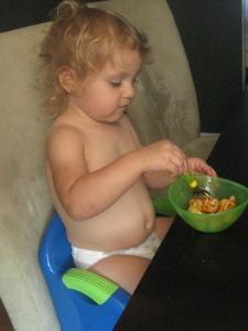 Naked Dinner!